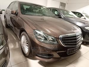 Mercedes-Benz E200 2014 Brown   Cars for sale in Mombasa, Mombasa CBD