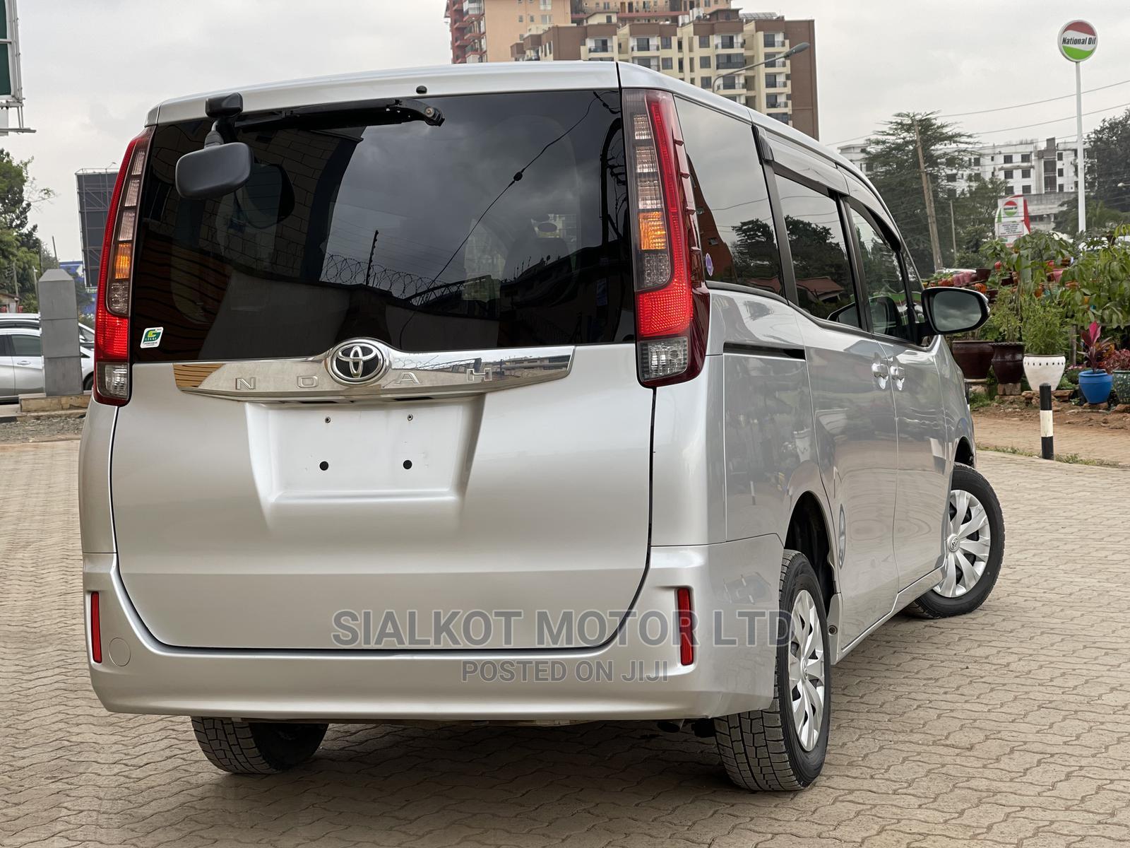 Toyota Noah 2015 Silver | Cars for sale in Kilimani, Nairobi, Kenya