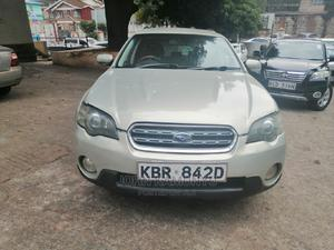 Subaru Outback 2004 Gold | Cars for sale in Nairobi, Parklands/Highridge