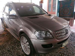 Mercedes-Benz M Class 2008 ML 320 CDI 4Matic Silver | Cars for sale in Mombasa, Nyali