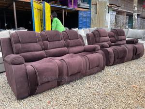 5 Seater Sub-Recliner Seat   Furniture for sale in Nairobi, Kahawa