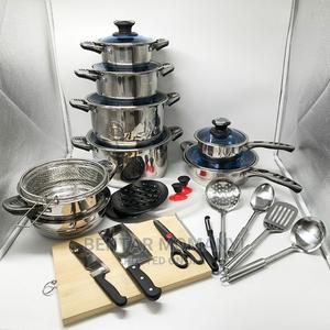 30 Pieces Marwa Cookware Set | Kitchen & Dining for sale in Nairobi, Nairobi Central