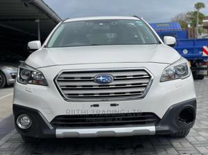 Subaru Outback 2015 White   Cars for sale in Mombasa, Mombasa CBD