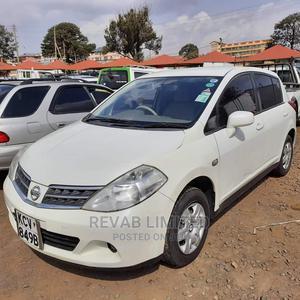 Nissan Tiida 2011 White | Cars for sale in Uasin Gishu, Eldoret CBD