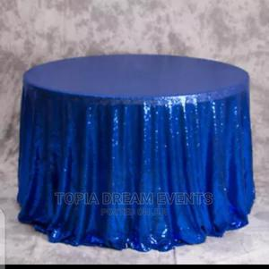Sequin Table Cloths for Hire Sale | Party, Catering & Event Services for sale in Nairobi, Roysambu