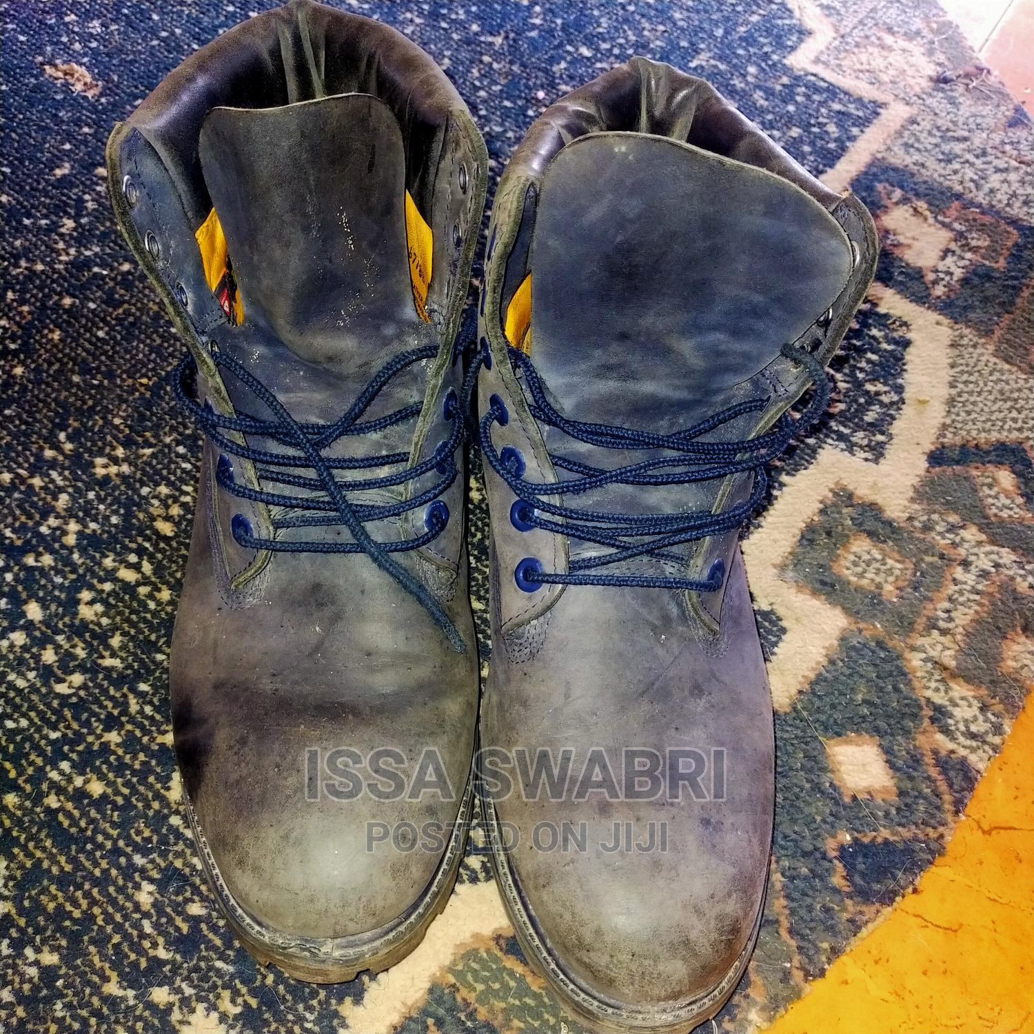 Archive: Pure Leather Timberlands