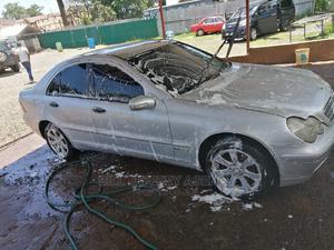 Mercedes-Benz C240 2002 Silver   Cars for sale in Uasin Gishu, Eldoret CBD