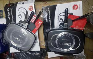 Affordable Dessini Double Grill Pan (40cm) | Kitchen Appliances for sale in Nairobi, Nairobi Central