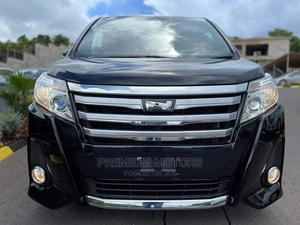 Toyota Noah 2014 Black   Cars for sale in Mombasa, Mombasa CBD