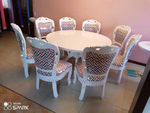 8 Seater Dining Set Smart People's Favorite | Furniture for sale in Nairobi, Kahawa