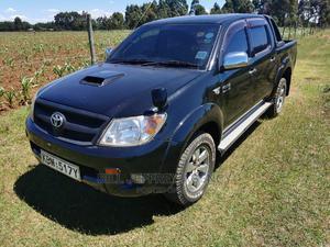 Toyota Hilux 2008 Black   Cars for sale in Uasin Gishu, Kesses