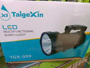 100w Rechargeable Torch. Multifunctional Super Blight Torch   Camping Gear for sale in Nairobi, Nairobi Central