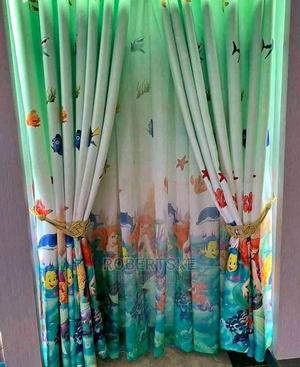 Cartoon Themed Curtains | Home Accessories for sale in Nairobi, Nairobi Central