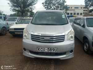 Toyota Noah 2012 Silver | Cars for sale in Uasin Gishu, Eldoret CBD