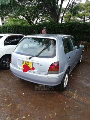Toyota Starlet 1999 Silver   Cars for sale in Nairobi, Parklands/Highridge