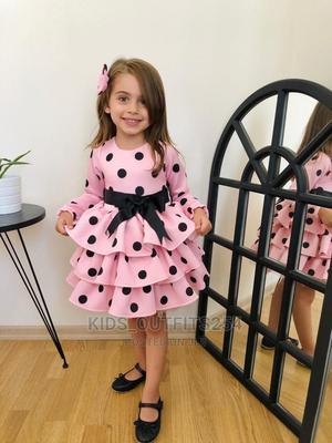 Pink Tutu Fashion Dress for Girls | Children's Clothing for sale in Nairobi, Nairobi Central