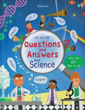 Usborne Lift-the-flap Questions And Answers About Science | Books & Games for sale in Nairobi, Nairobi Central