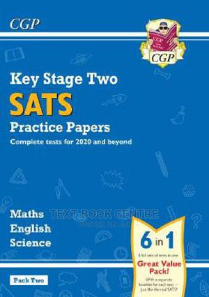 KS2 Complete SATS Practice Papers Pack: Science, Maths & English (For The... | Books & Games for sale in Nairobi, Nairobi Central