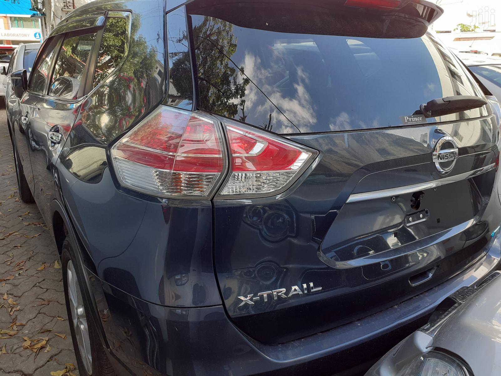 Nissan X-Trail 2014 Gray   Cars for sale in Mvita, Mombasa, Kenya