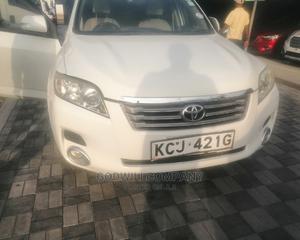 Toyota Vanguard 2010 White | Cars for sale in Mombasa, Mombasa CBD