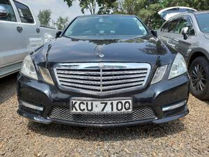 Mercedes-Benz E200 2012 Black   Cars for sale in Nairobi, Nairobi Central