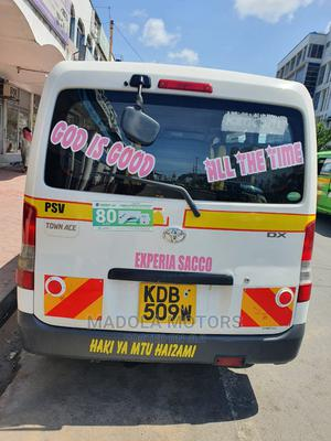 Toyota Townace 2013 White | Buses & Microbuses for sale in Mombasa, Kisauni