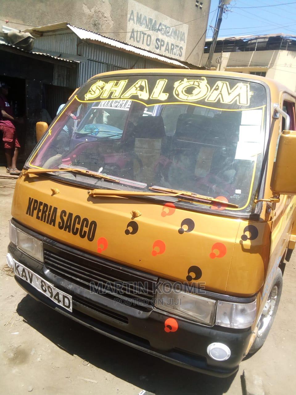 Nissan Matatu (QD)