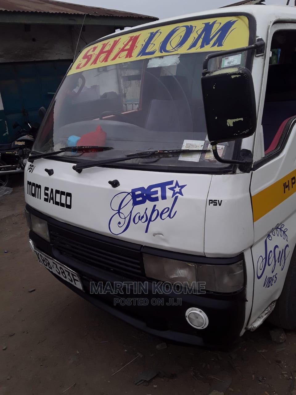 Nissan Matatu QD   Buses & Microbuses for sale in Changamwe, Mombasa, Kenya