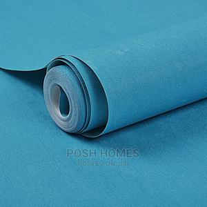 Blue Textured Wallpaper   Home Accessories for sale in Nairobi, Nairobi Central