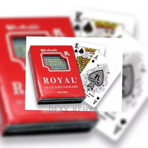 Washable Playing Cards | Books & Games for sale in Nairobi, Nairobi Central