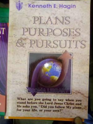 Plans Purposes Pursuits -Kenneth E. Hagin   Books & Games for sale in Kajiado, Kitengela