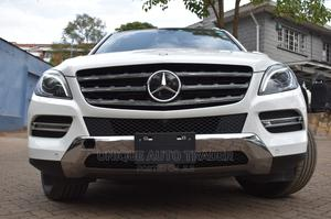 Mercedes-Benz M Class 2015 White | Cars for sale in Nairobi, South C