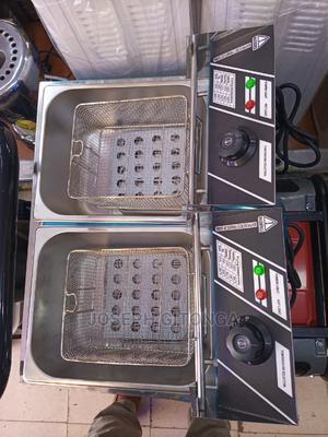 Double Deep Fryer | Restaurant & Catering Equipment for sale in Nairobi, Nairobi Central