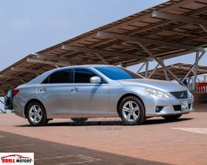 Toyota Mark X 2011 Silver   Cars for sale in Nairobi, Roysambu
