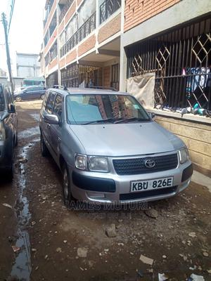 Toyota Succeed 2005 Silver   Cars for sale in Nairobi, Kasarani