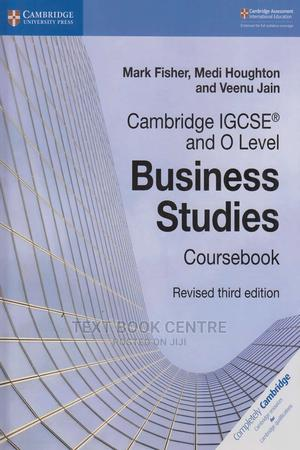 Cambridge IGCSE And O Level Business Studies Coursebook | Books & Games for sale in Nairobi, Nairobi Central