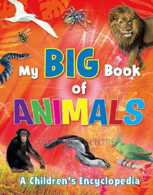 Bw-my Big Book Of Animals   Books & Games for sale in Nairobi, Nairobi Central