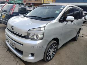 Toyota Voxy 2012 Silver   Cars for sale in Nairobi, Nairobi Central