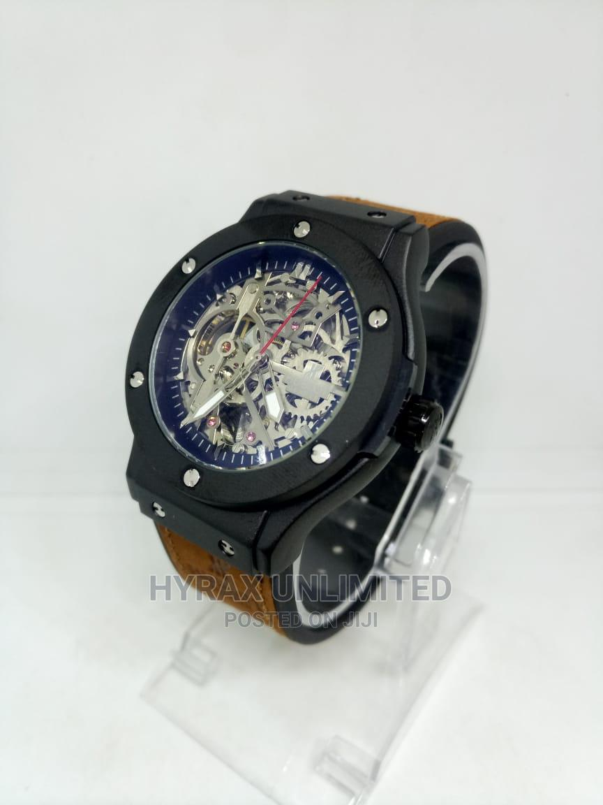 HUBLOT Watches With Double Layered Straps