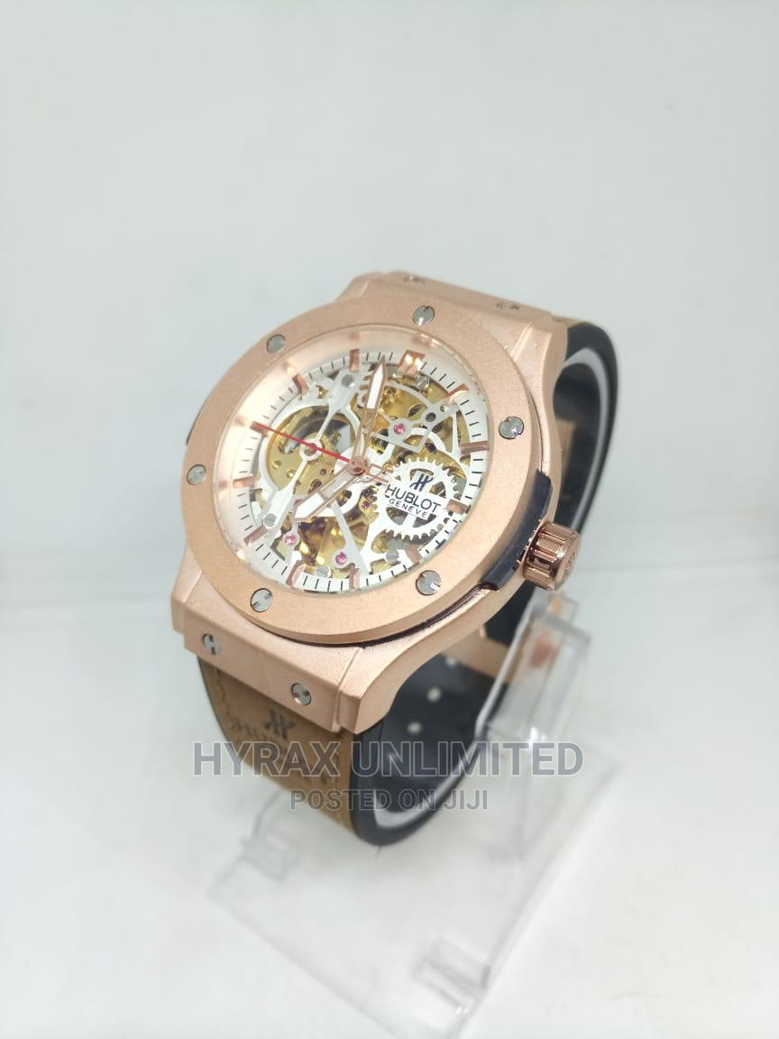 HUBLOT Watches With Double Layered Straps | Watches for sale in Nairobi Central, Nairobi, Kenya