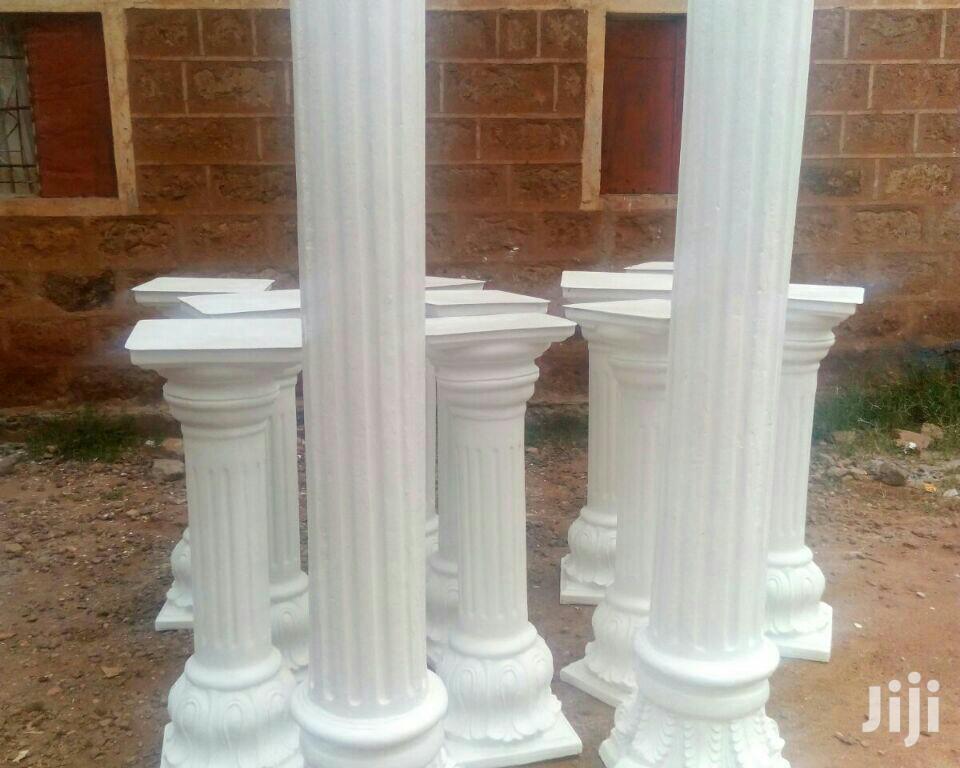 Archive: Wedding Pillars, Roman Pillars