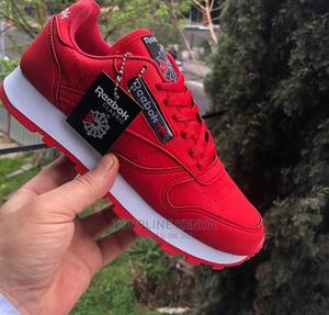 Red Reebok Classic Leather Sneakers   Shoes for sale in Nairobi, Nairobi Central
