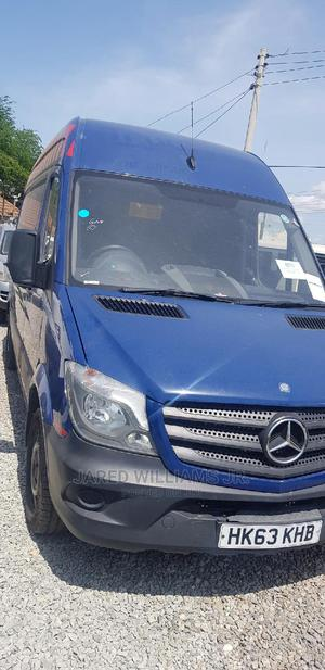 Mercedes-benz Viano 2013 Blue   Buses & Microbuses for sale in Mombasa, Mombasa CBD