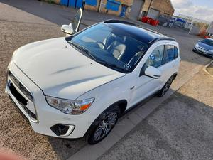 Mitsubishi ASX 2016 White | Cars for sale in Nakuru, Nakuru Town East