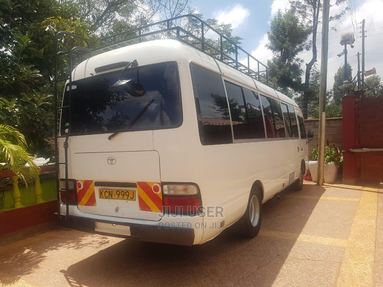 Toyota Coaster 2016 Manual QUICK SALE   Buses & Microbuses for sale in Kangemi, Nairobi, Kenya