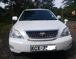 Toyota Harrier 2013 White | Cars for sale in Nakuru, Nakuru Town West