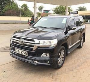 Toyota Land Cruiser 2014 4.6 V8 ZX Black | Cars for sale in Nairobi, Nairobi Central