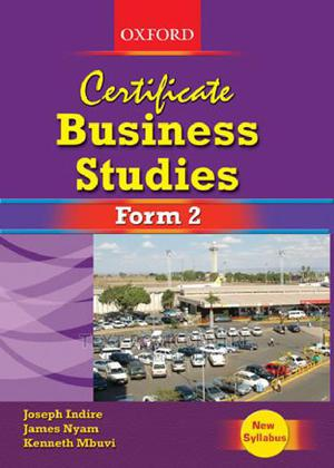 Certificate Business Studies Form 2 | Books & Games for sale in Nairobi, Nairobi Central