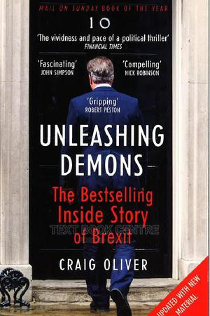 Unleashing Demons The Inside Story Of Brexit | Books & Games for sale in Nairobi, Nairobi Central