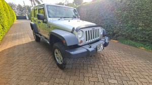 Jeep Wrangler 2009 X 4x4 Silver | Cars for sale in Nairobi, Ridgeways